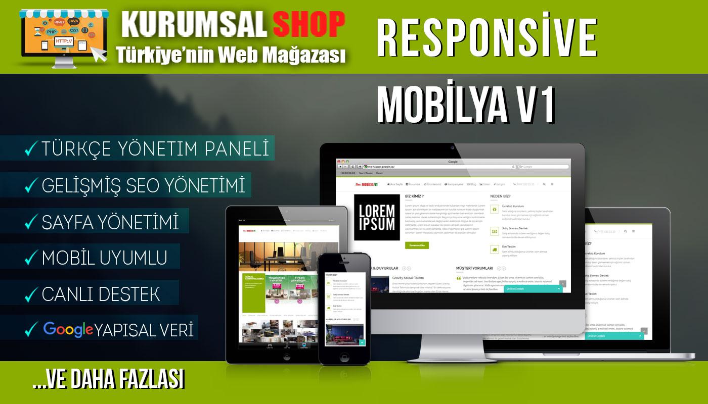 mobilya Firma Scripti - mobilya V1