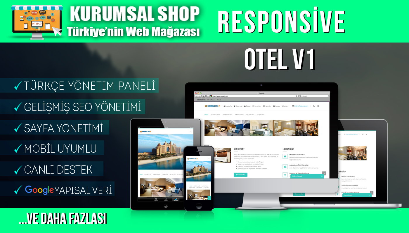 Otel Firma Scripti - Otel V1