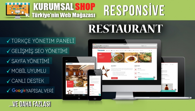 Restaurant Firma Scripti - Restaurant V1