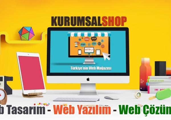 Web Tasarım - Web Yazılım - Web Çözümleri