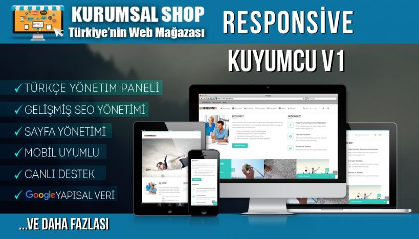 Kurumsal Shop - Kuyumcu V1