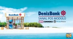 Denizbank Woocommerce Sanal Pos Modülü